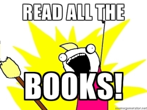 read-all-the-books-meme