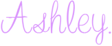 ashleypurplesig