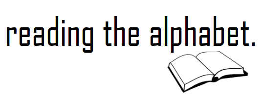 readingthealphabet